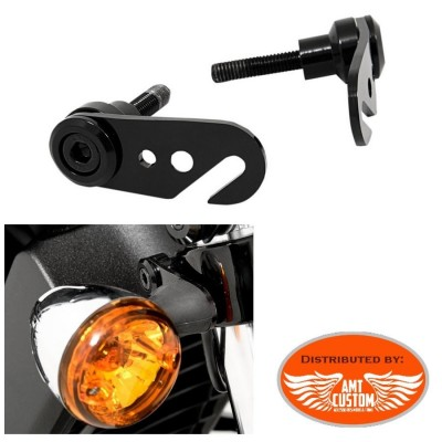 Turn signal relocation Kit Indian Scout and Scout Sixty