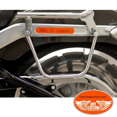 Softail Supports écarteurs sacoches pour Harley Davidson