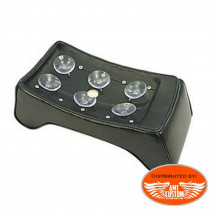 Passenger seat with suction cups Universal Motorcycles