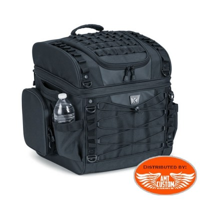Kuryakyn sissy bar multifunction motorcycle bag