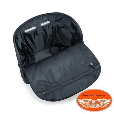 Kuryakyn sissy bar multifunction motorcycle bag