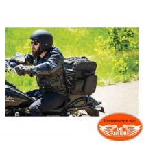 Sacoche sissy bar Kuryakyn multifonction moto