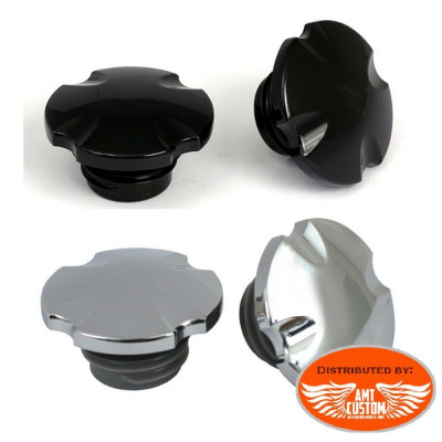 Maltese Cross fuel cap for Harley Davidson