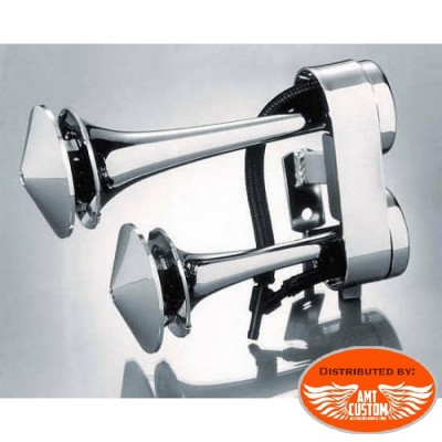 Air Horns Design moto Universal