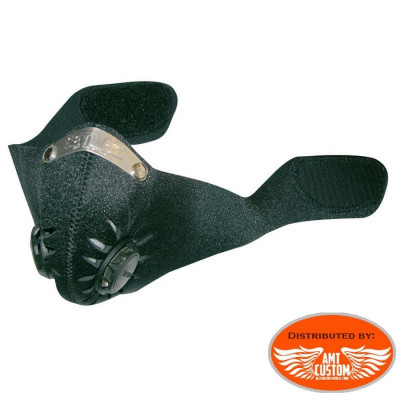 Tribal neoprene biker scarf mask with nose protection