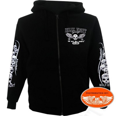 Hooded jacket Biker Billy Eight Champion Ship