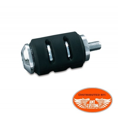 Embout sélecteur vitesse chrome confort Trident pour Harley Davidson