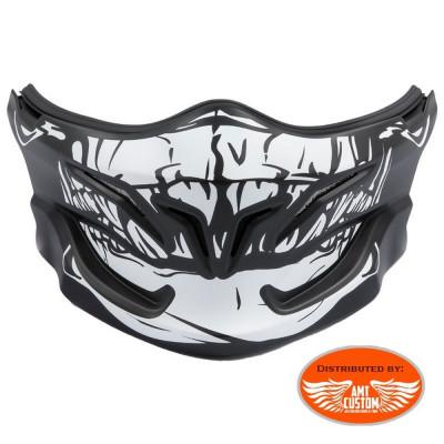 Masque Skull Amovible Casque Scorpion ExoCombat