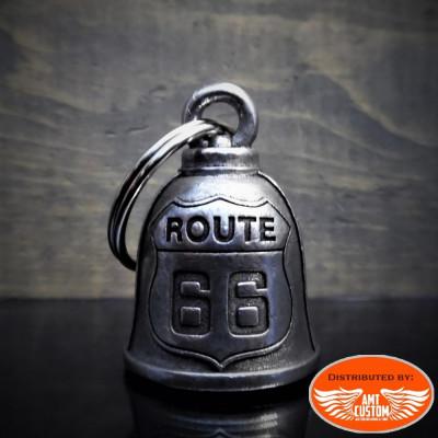 Clochette porte-bonheur Route 66