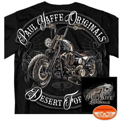 T-shirt Paul Yaffe Originals Desert Forged