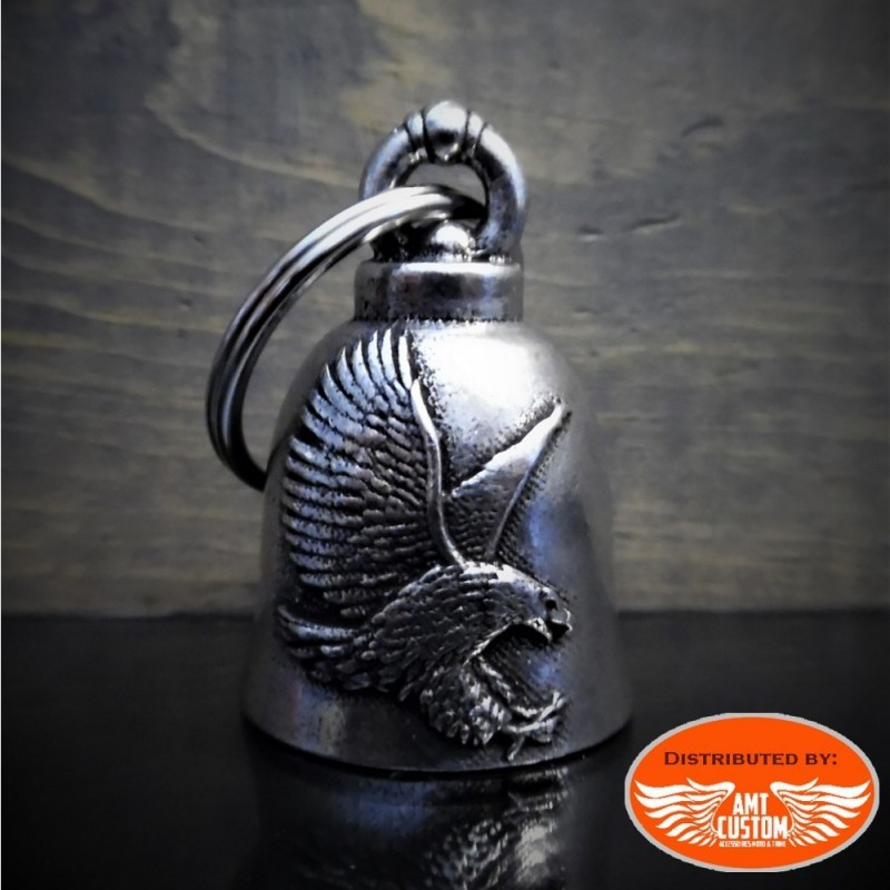 Deployed eagle bell motorcycles custom