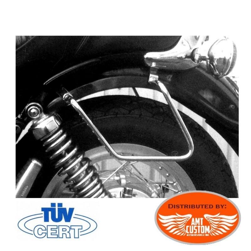 Yamaha Virago XV750 & XV1100 Kit Mounting saddlebags holder