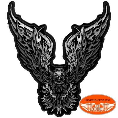 Patch écusson aigle tribal