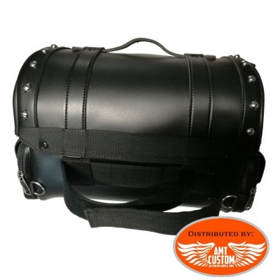 Fixation Top Roll Bag Case pack Bag motorcycles, Trikes