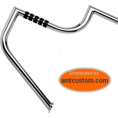 Pare-cylindre Design moto Honda shadow VT750C2 07-10