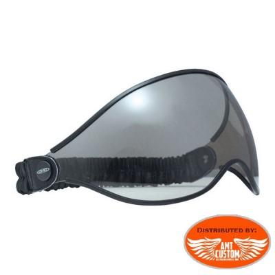 Lunette biker fumée de casque DMD