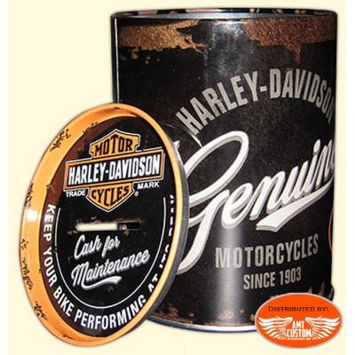 Tirelire Harley Davidson Motorcycles