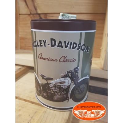 Piggy Bank Harley Davidson Motor Cycles