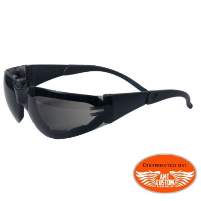 Chicago biker sunglasses