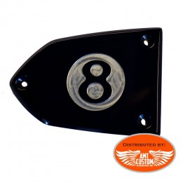 Victory Black Master cylinder cover 8 Ball: Hight Ball, Hammer, Judge, Vegas, Gunner, Cross Roads, Classic ..
