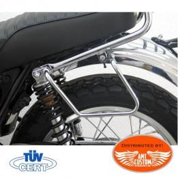 Kawasaki W650 W800 Supports écarteurs sacoches cavalières