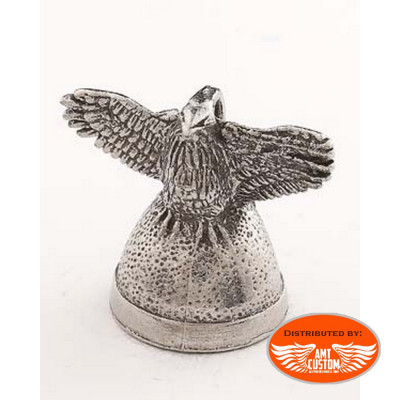 Lucky bell band Eagle Wings Deployed Motorcycle Harley