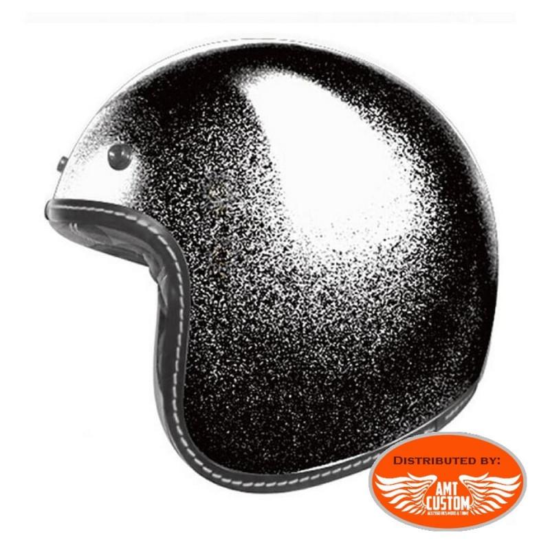 Glitter black helmet torx sunday