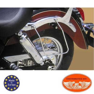 Honda VT750 C Mounting saddlebags holder Shadow