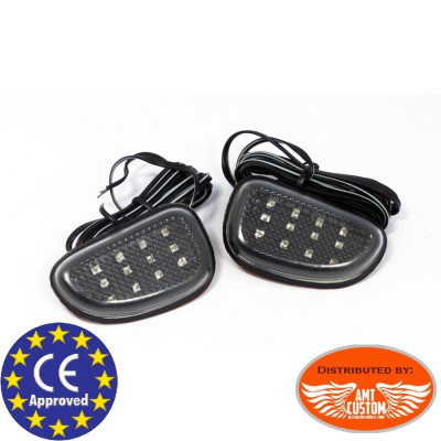 CE approved flexible mini LED flashers