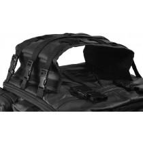 Fixing Leather Bag Sissybar Moto custom Harley Biker