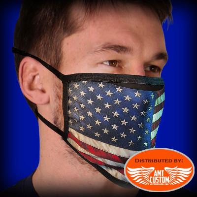 Vintage USA Mask