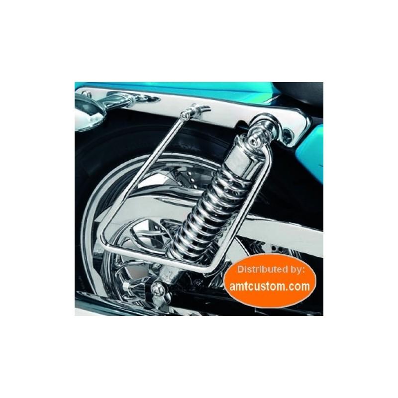 Universal Saddlebag Support motorcycles Harley et Jap.