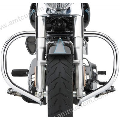 fat engine guards Sporster XL 883 1200 2004 today motorcycle trike custom