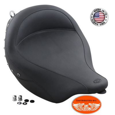 Touring Selle solo Super Wide Mustang Road King, Electra Road Street Glide, Tri Glide Trike
