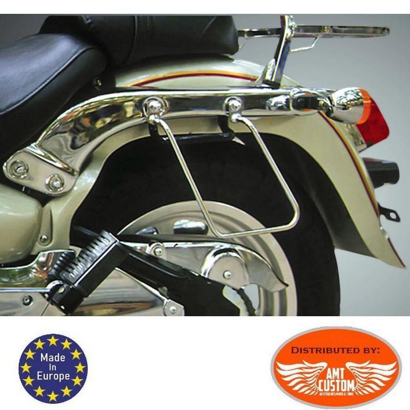 Daelim Kit Mounting saddlebags Carrier Daystar VT125 VL125 et VL250