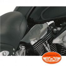 Heat Deflectors for Softail Harley