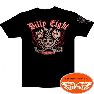 Original Tee shirt Biker Billy Eight Kalifornia