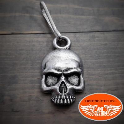Skull Zipper Pull Jacket Harley