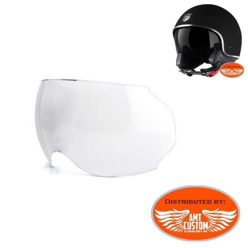 Visor for motorcycle helmet Astone Mini66