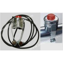Universal Chrome Horn Button motorcycle harley custom