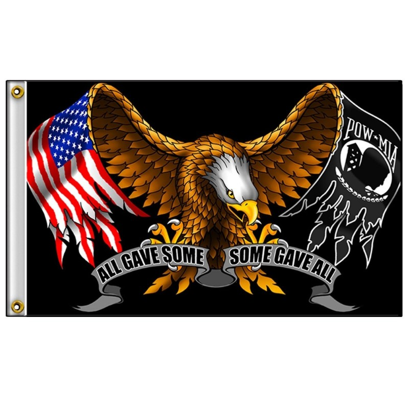 Drapeau Biker Aigle USA HD Harley custom chopper