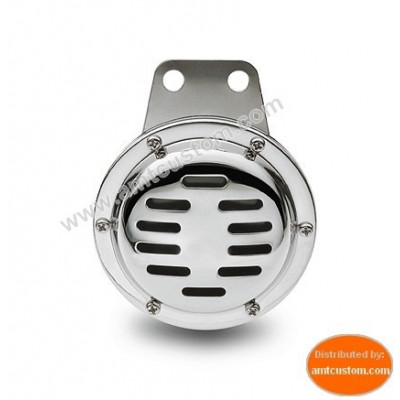 Horn Motorcycle 12V Universal chrome Harley Choppers