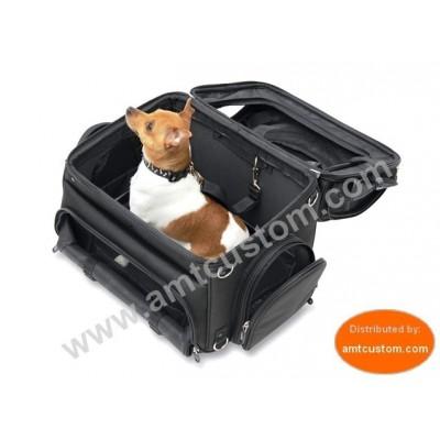 transport chien & chat  moto trike -  Valise Top Case motos et trikes