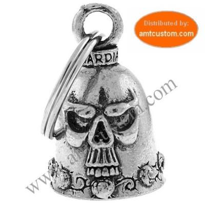 Clochette porte-bonheur Skull  Guardian Bell