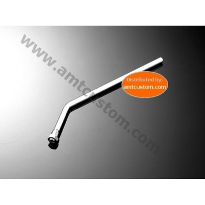 Mirror Stem fits all Japanese motorcycles Honda, Suzuki, Kawasaki, ...
