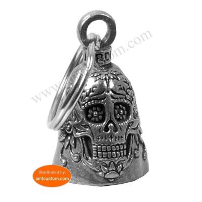 Mexican skull Guardian bell motorcycles custom