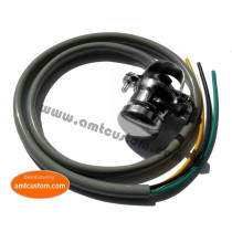 Universal SWITCH FOR HANDLEBAR 2 way conrol INTERRUPTOR MANILLA