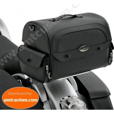 Top Roll Bag Case biker and trike custom biker