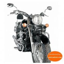 Sacoche outils - sacoche de fourche et guidon moto custom