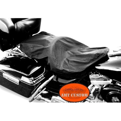 Seat rains Cover protection motorcycle Kustom and Harley Softail, Touring, ...